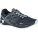 Merrell Agility Peak Flex 2 E-Mesh Running Shoes Men grey/black